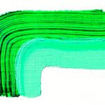 Chromium oxide green brilliant 502