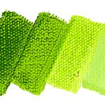 translucent golden green 534