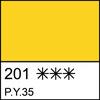 201 Cadmium Yellow Medium