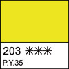 203 Cadmium Lemon semi-dry