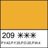 209 Naples Yellow semi-dry