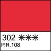 302 Cadmium Red Light