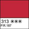 313 Madder Lake Red Light semi-dry