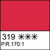 319 Carmine (hue) semi-dry