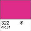322 Rose semi-dry