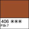 406 Burnt Sienna