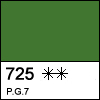 725 Green semi-dry