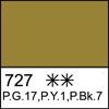 727 Olive Green semi-dry
