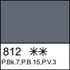 812 Paynes gray