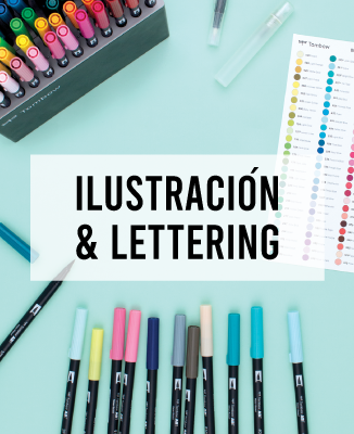 Ilustracion Lettering