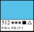 512 Celestial blue